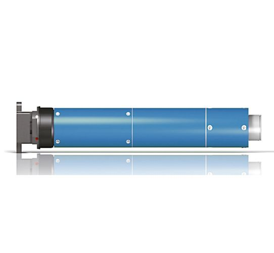 MF92M 92-mm diameter manual tubular motor