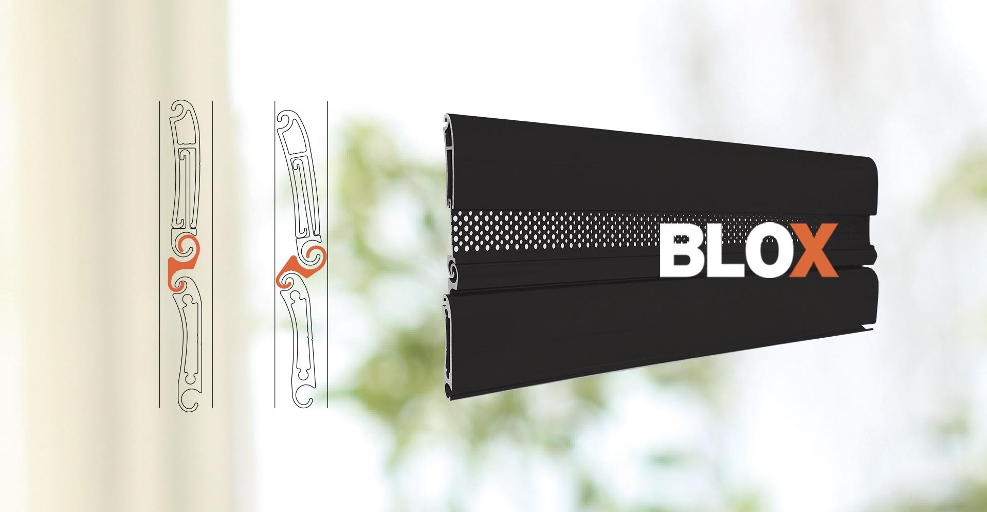 Blox: avvolgibile autobloccante di sicurezza